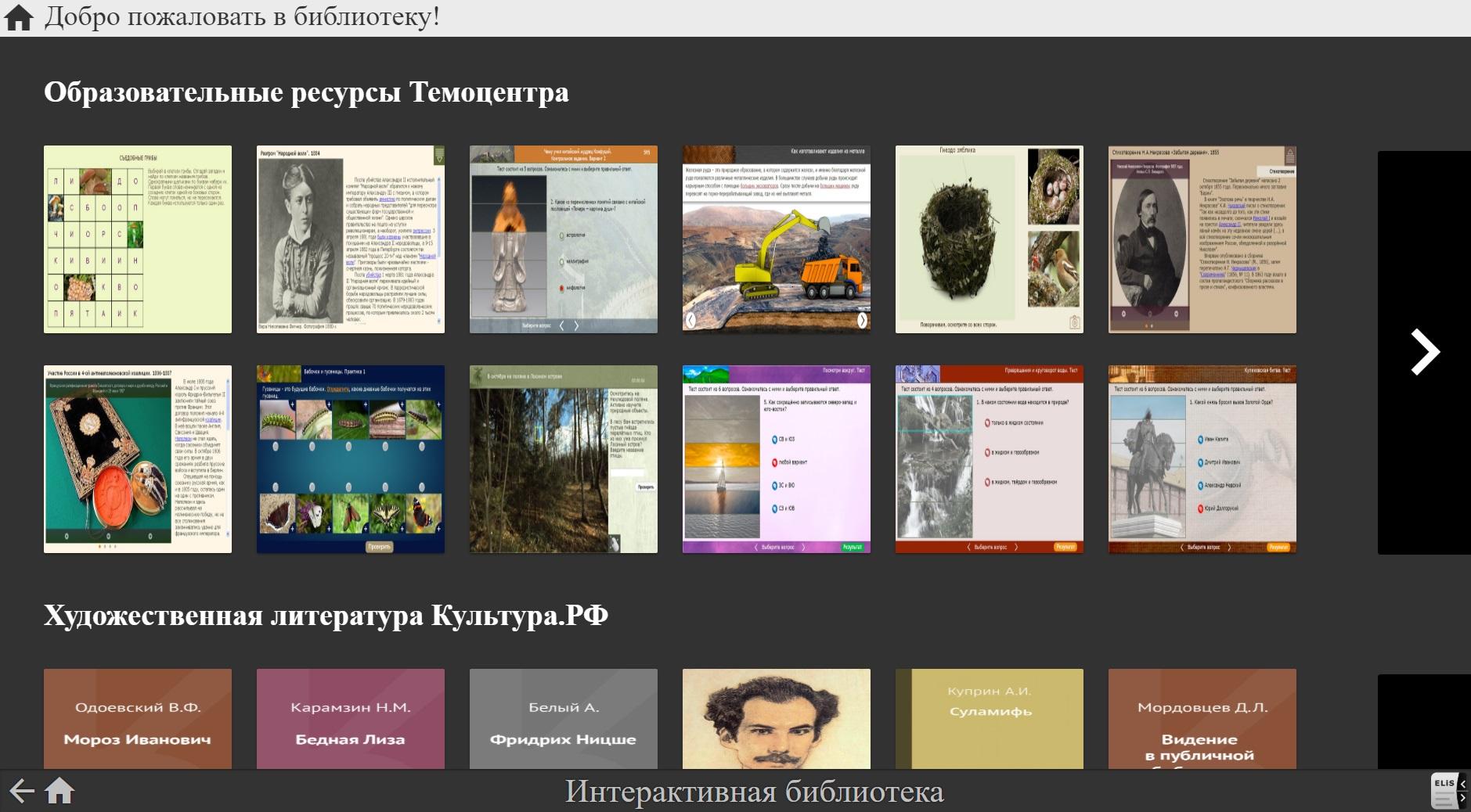 banner ELiS Kiosk app